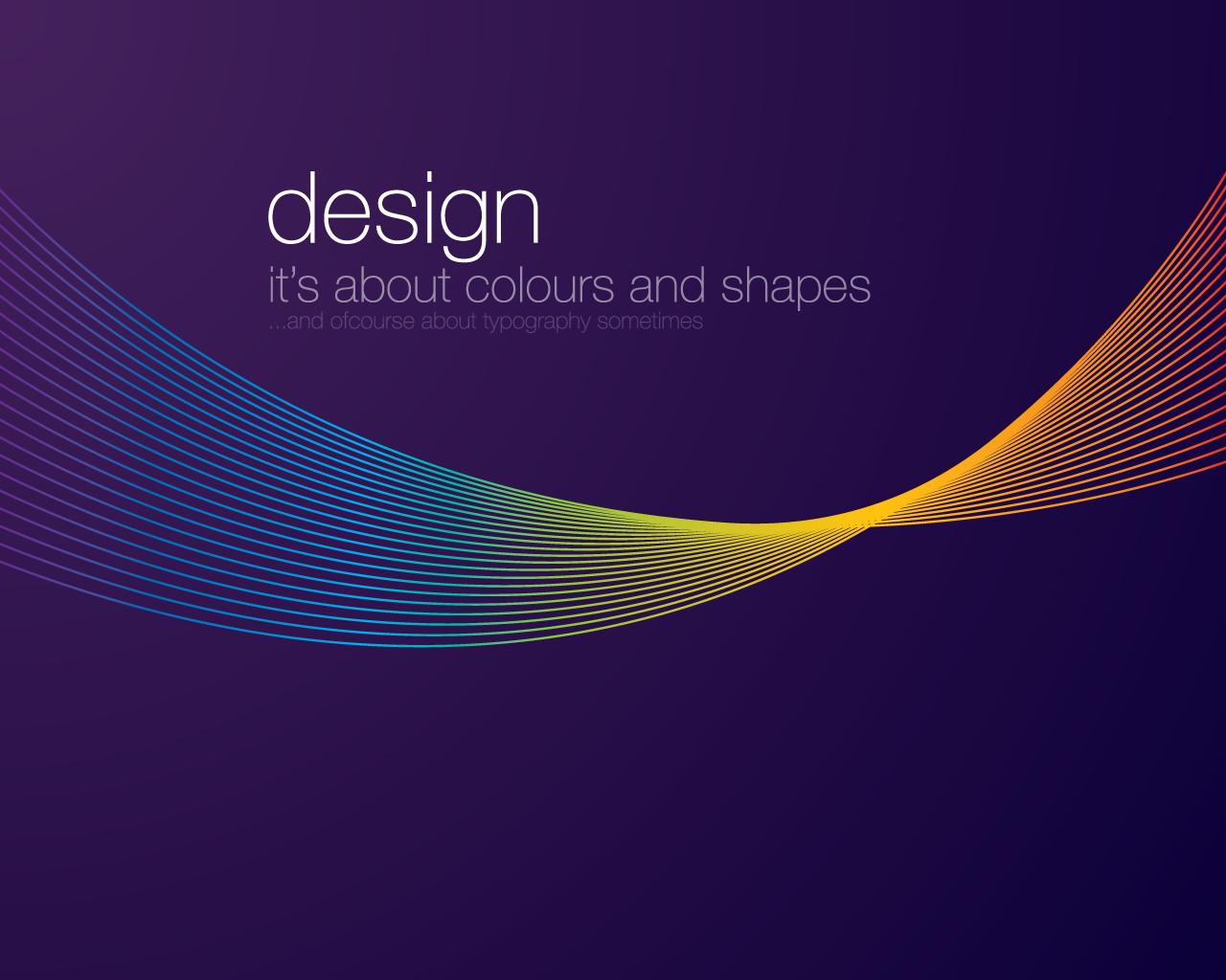 Color Designer Enchanting With Graphic Design Shapes Color Image