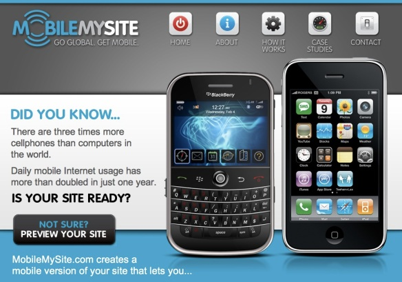 MobileMySite