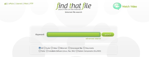 find that file