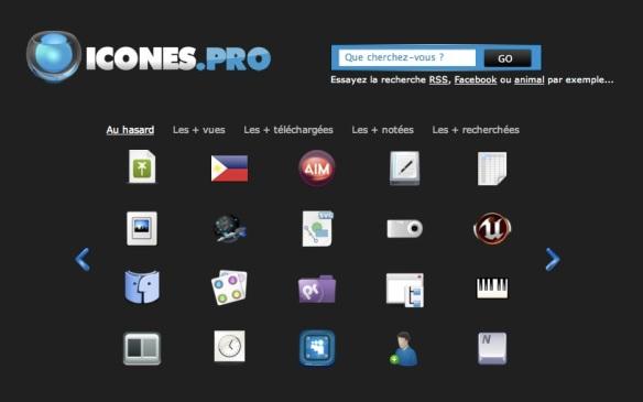 icones pro