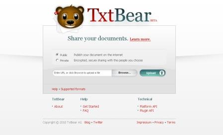txtbear